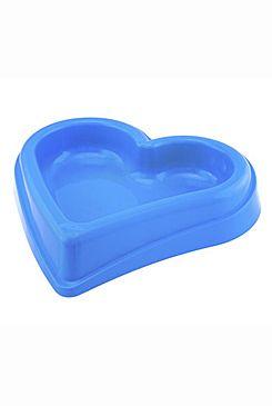Miska plastová srdce velké SP