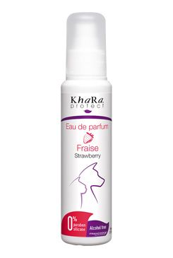 Khara Parfém Strawberry pes, kočka 100ml