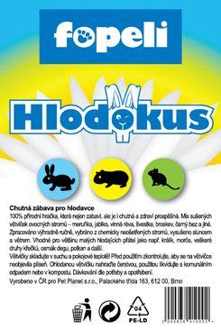 Hlodokus - větvičky pro hlodavce
