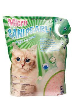Podestýlka Sanipearls Micro 5l Henry Schein