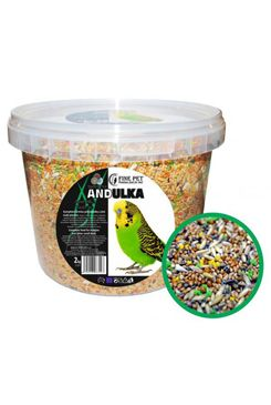 FINE PET Super Mix andulka 2kg