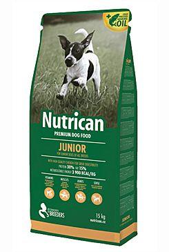 NutriCan Junior 15kg