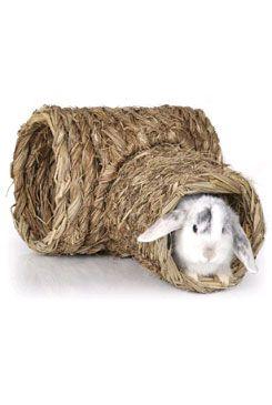 Tunel trávní - králik 43x29x24cm