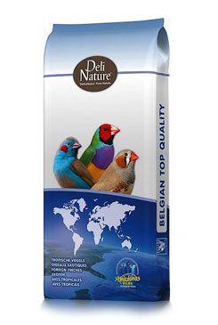Krmivo pro Ptáky DELI NATURE 84 Austral.Finches 20 kg