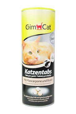 Gimpet kočka Tablety mascarp.+biotin 710tbl