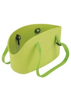 Taška cestovní PLAST WithMe 35x22x14cm SMALL zelená