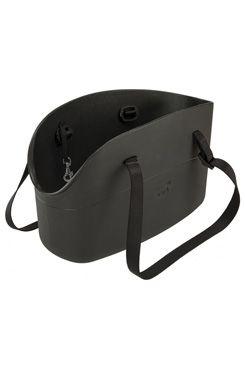 Taška cestovní PLAST WithMe 35x22x14cm SMALL černá