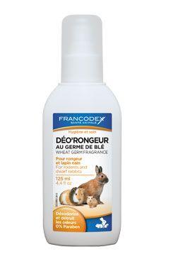Francodex Deodorant hlodavci125ml