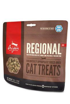 Orijen Cat  pochoutka Regional Red Treats 35g