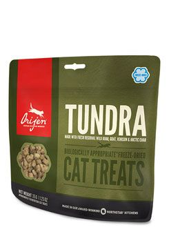Orijen Cat  pochoutka Tundra Treats 35g