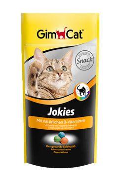 GIMCAT Jokies kočka vit.B 40g