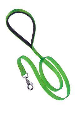 Vodítko nylon DAYTONA G-Ploché 120/15 zelené FP 1ks